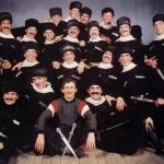 Waynakh groupe de danse populaire et folklorique tchétchène