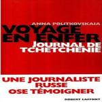 Voyage en enfer: journal de Tchetchénie