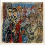 Kissa Gatsaeva et Martine Scolan : Un duo pour la poésie tchétchène