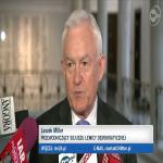 Leszek Miller: « Poutine! Permets à un référendum en Tchétchénie! »