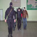 Les révolutionnaires ukrainiens extradé l'ancien combattant tchétchène vers la Russie