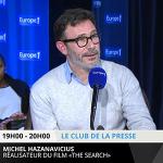 """The Search : Hazanavicius voulait """"incarner l'horreur de la guerre"""""""
