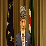 La réaction de M Akhmed Zakaïev aux attaques de Bruxelles