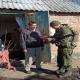 Contrôle de passeports mis en œuvre à Grozny