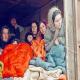 L'exode massif des réfugiés tchétchènes