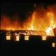 İki Çeçen Çocuk Yangında Öldü