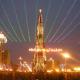 Kadirov'un Müslüman Çeçenyası Yeni Yılı Kutladı