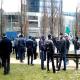 Çeçen Sığınmacıların Sınırdışı Edilmesine Karşı Belçika'da Protesto Gösterisi
