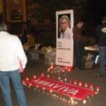 Politkovskaya Unutulmadı