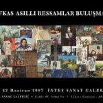 Kafkasya Kökenli Ressamlar Buluşması