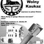 Özgür Kafkasya Komitesi' nden Film Gösterimi