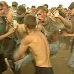 Stavropol' da Kafkasyalı Gençler Ruslarla Kavga Etti