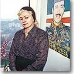 Alla Dudaeva Udugov' a Kafkas Emirliği' ni Sordu