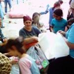 Çeçen Mülteciler İçin Ramazan Yardımı Kampanyası