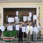 Estonya' da Gösteri Yapıldı