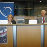 Rubati Mitsayeva'nın Avrupa Parlamentosu'ndaki Konuşması