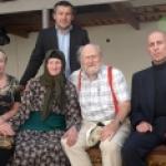 """""""Bağımsız Kafkasya"""" Delegasyonu Gürcistan'daydı"""