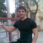 Öldürülen Çeçen Genç Azerbaycan'da Güreş Şampiyonuydu