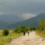 İspanyol Diplomatlar Pankisi Vadisi'ni Ziyaret Etti