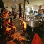 Gudermes ve Kurchaloy'da İnsanlar Evlerinden Çıkarıldı