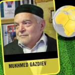 """M.Gazdiev: """"Sessiz Kalmayın! Harekete Geçin!"""""""