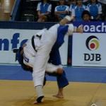 Çeçen Judocu Avrupa İkincisi Oldu