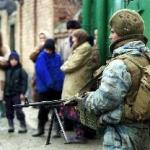 Grozny Merkezinde Bir Kişi Kaçırıldı
