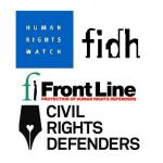 Mağdurları ve Hak Savunucularını Koruyun