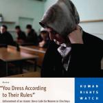 HRW: Örtünmeyi Reddeden Çeçen Kadınlar Taciz Edildi