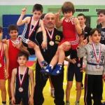 Çeçen Sporcular: Mart 2011'e Bakış