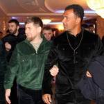 Gullit Kadirov Rejimine Yardım Ediyor