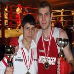 Çeçen Sporcular: Nisan 2011'e Bakış