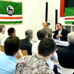 Strasbourg'da Bir Konferans Düzenlendi
