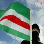 Hırvatistan'da Tutuklanan Çeçen için Protesto Gösterisi