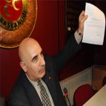 Osman Çakır'ın Çeçen Suikastları Hakkındaki Soru Önergesi
